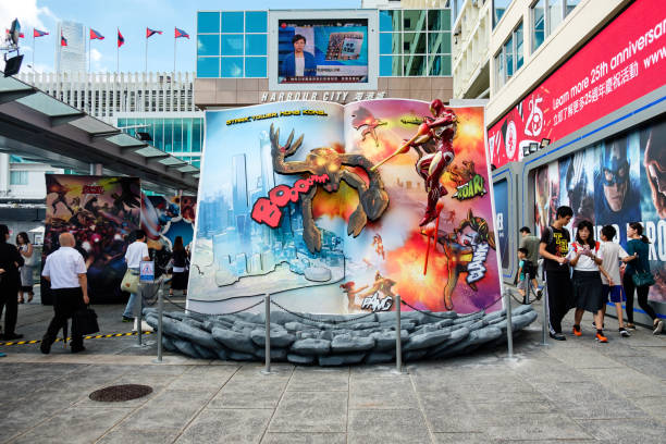 Super hero summer exhibition activity in harbour city picture id814524052?b=1&k=6&m=814524052&s=612x612&w=0&h=z5ts5cat28bk7wpbruok5kppjfbxg0atfxwoamy54yw=