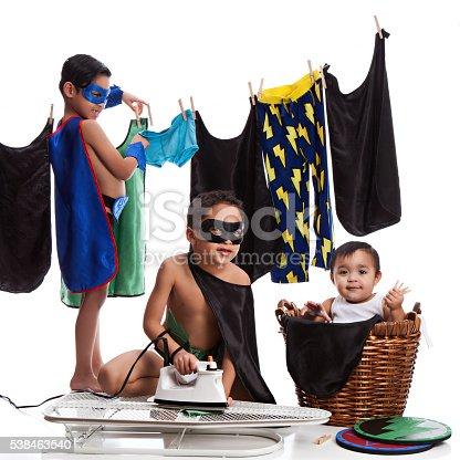 954356678istockphoto Super Laundry Day 538463540