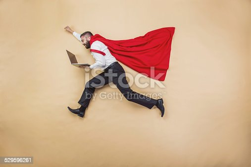 istock Super manager 529596261