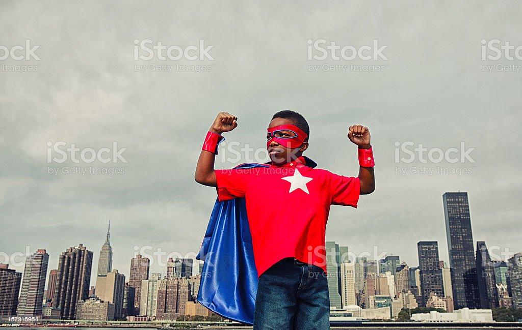 Super Power stock photo