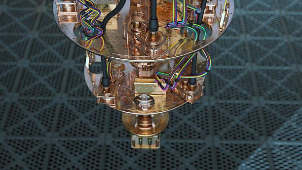 super quantum computer-bereich - quant stock-fotos und bilder