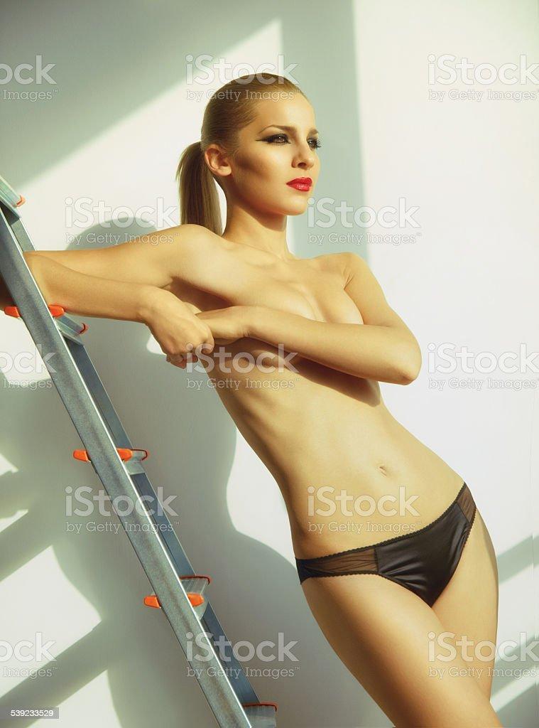 Super sexy foto de stock libre de derechos