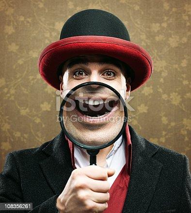 istock Super smile 108356261