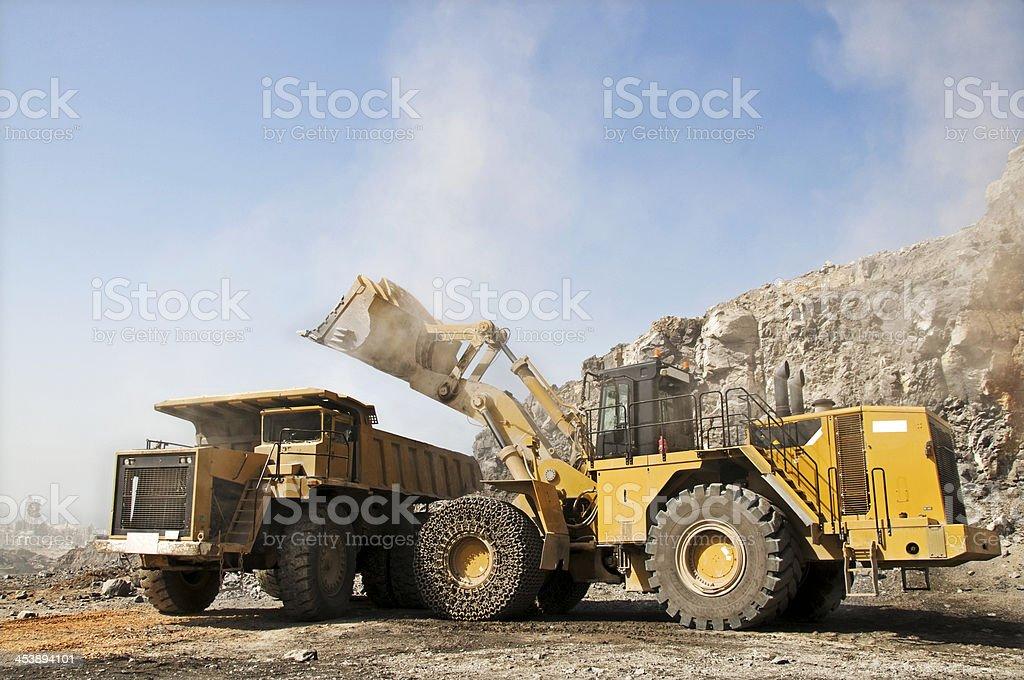 Super Tracks stock photo