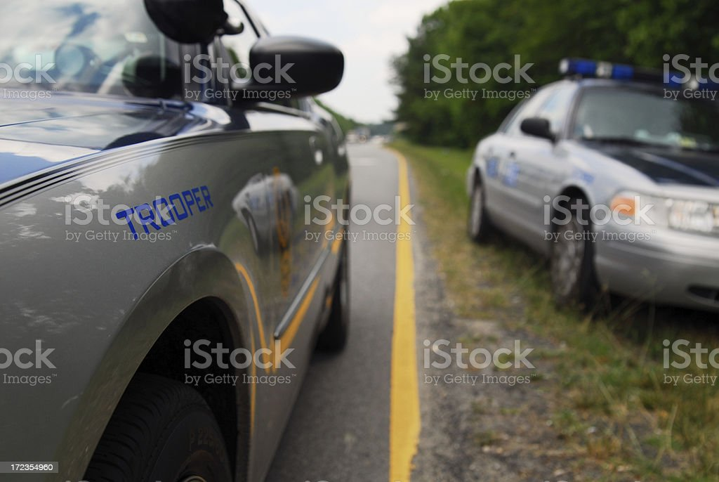 Super Troopers royalty-free stock photo