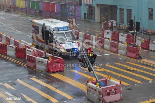 istock Super Typhoon Mangkhut Arrives Hong Kong 1038979866