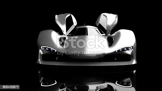 911192004 istock photo supercar, lemans prototype 905433872