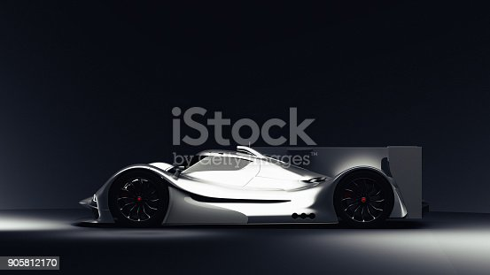 911192004 istock photo supercar, lemans prototype 905812170