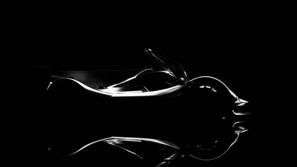 supercar, lemans prototype - Photo