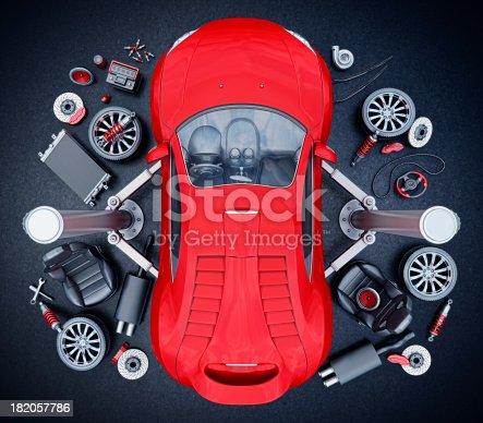 istock supercar parts 182057786