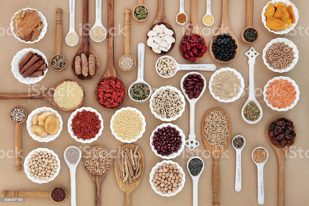 Superfood-für gute Gesundheit – Foto
