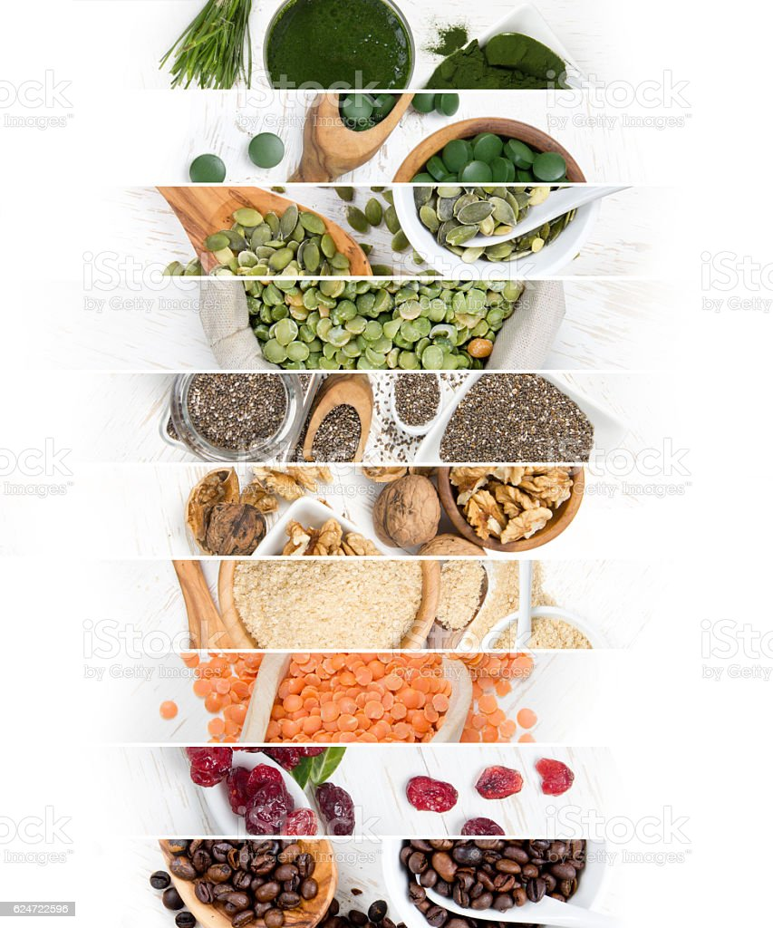 Aliment Mix tranches - Photo