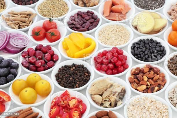 Superfood Ernährung Für Ein Gesundes Herz Stockfoto und mehr Bilder von Abnehmen