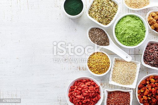 istock Superfoods 476935050