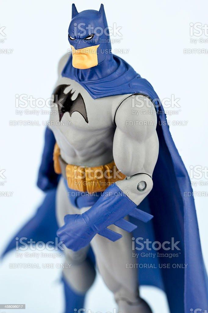 Supereroe Batman e Robin - foto stock