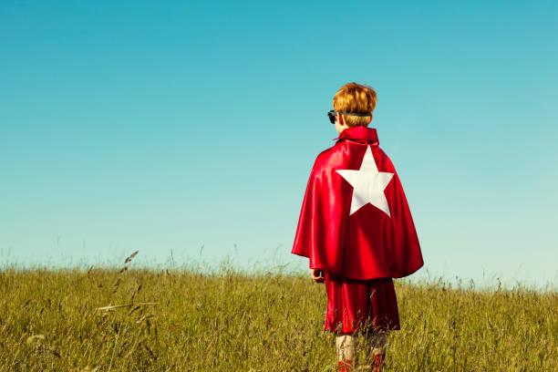 super-herói - capuz - fotografias e filmes do acervo