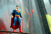 Superman and Bent Metal