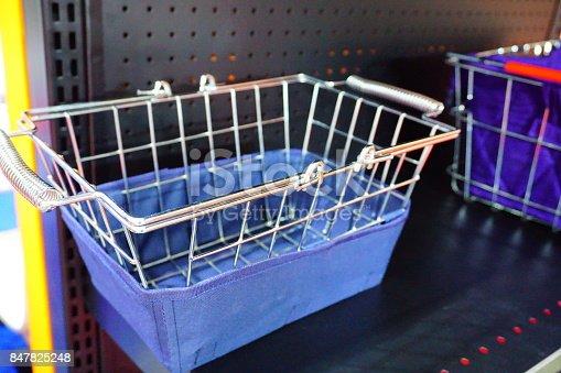 511190632istockphoto Supermarket basket 847825248