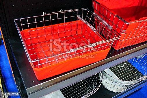 511190632istockphoto Supermarket basket 847825254