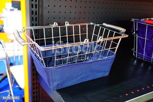 511190632istockphoto Supermarket basket 847825582