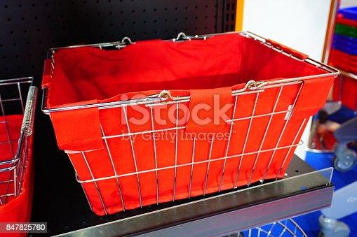 511190632istockphoto Supermarket basket 847825760