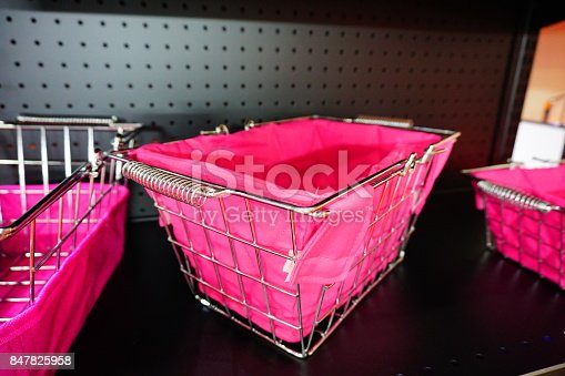 511190632istockphoto Supermarket basket 847825958