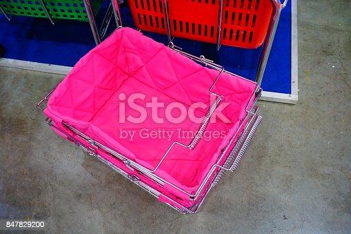 511190632istockphoto Supermarket basket 847829200
