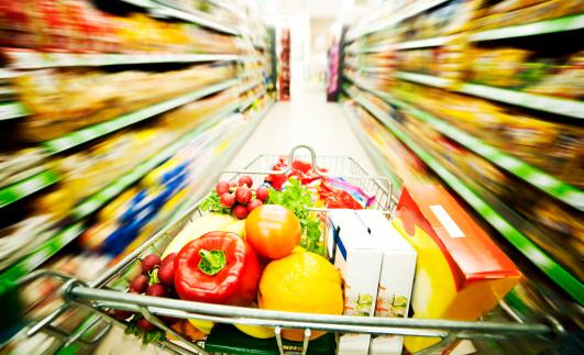 Supermarket Stock Photo - Download Image Now