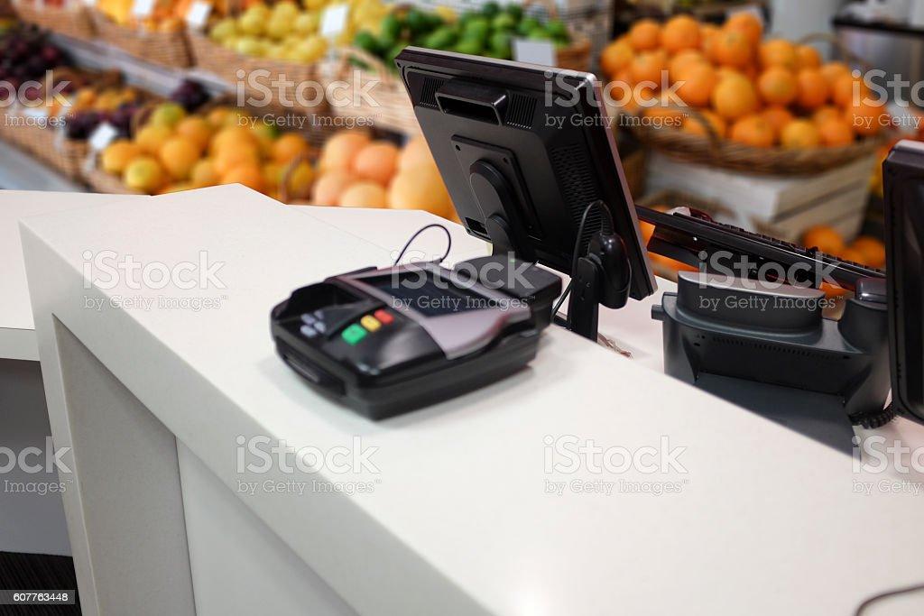 Supermercado  - foto de acervo