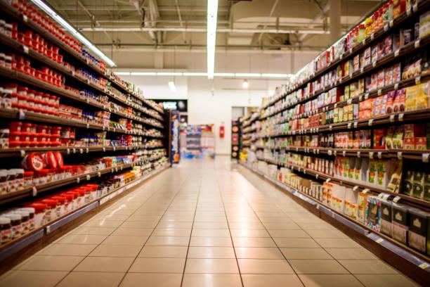 Supermarkt  – Foto