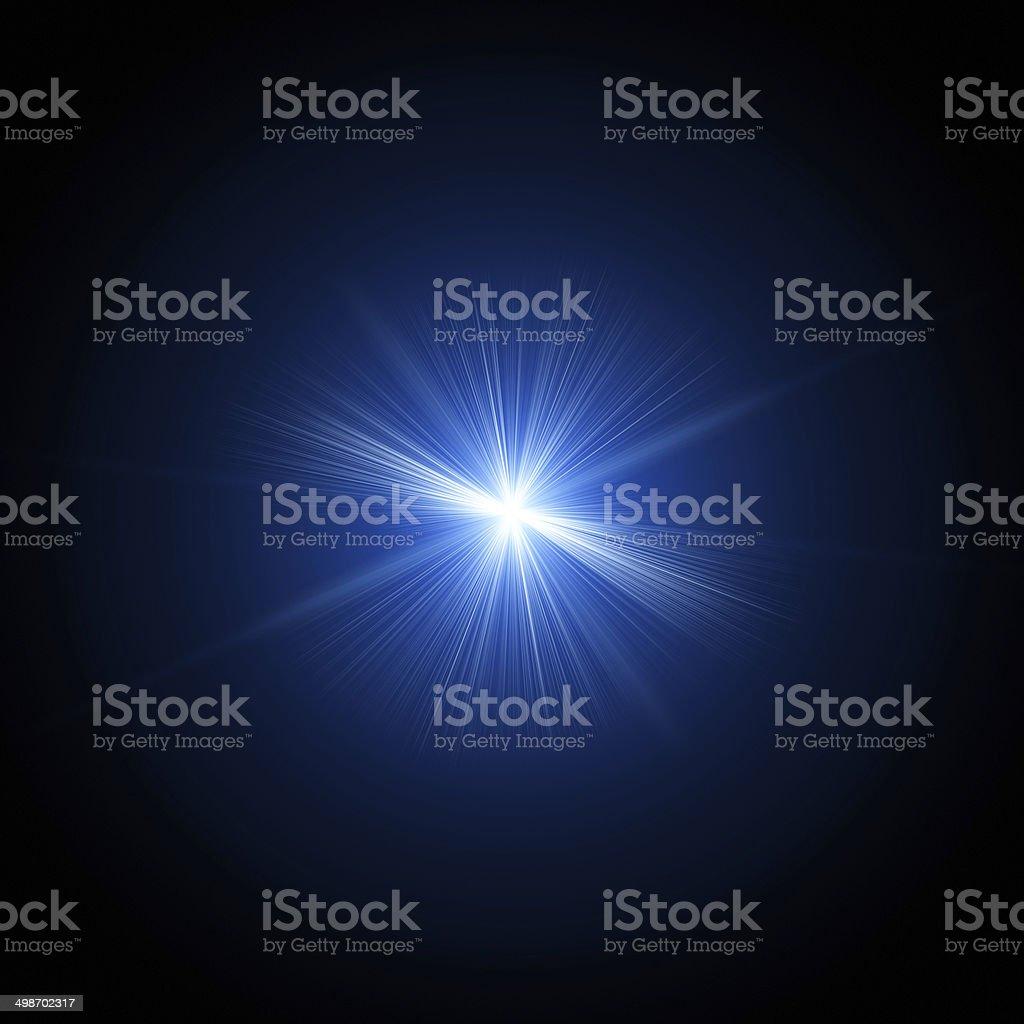 Supernova stock photo