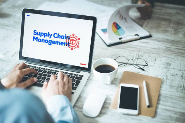 Supply Chain Management Konzeptdesign – Foto