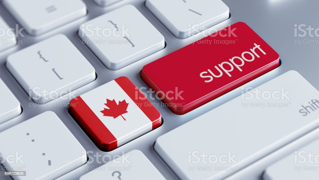 Support Concept stock photo