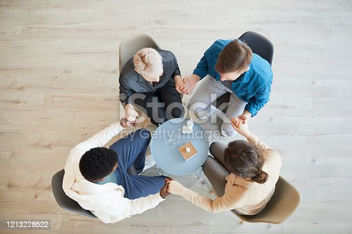 847516586 istock photo Support Group Therapy 1213228522