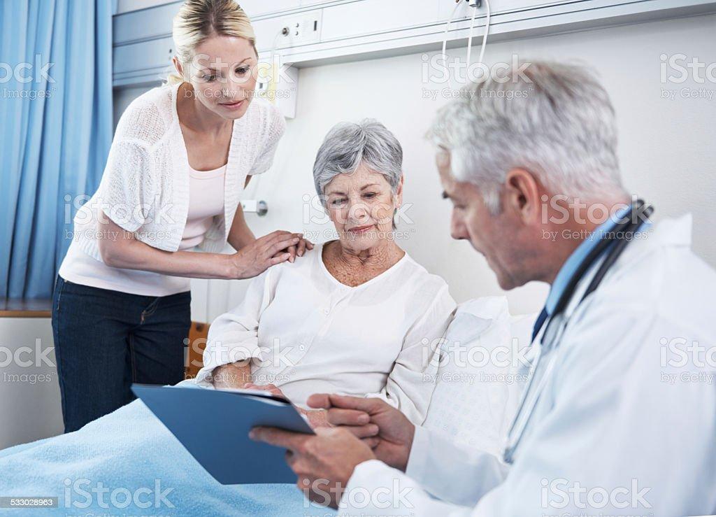 Support them like they supported you stock photo
