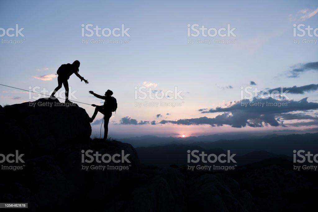 soutien, extension, aide et être humain photo libre de droits