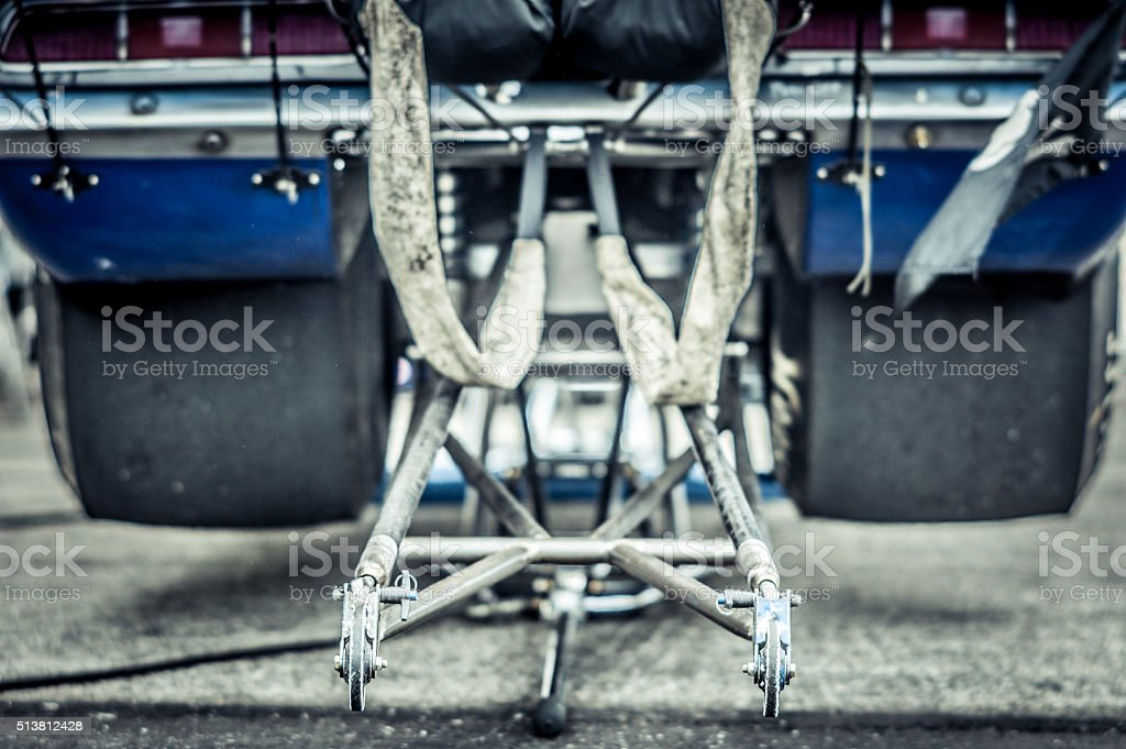 Supporting wheels are important stock photo
