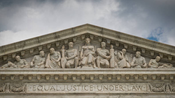 Supreme Court 20 stock photo
