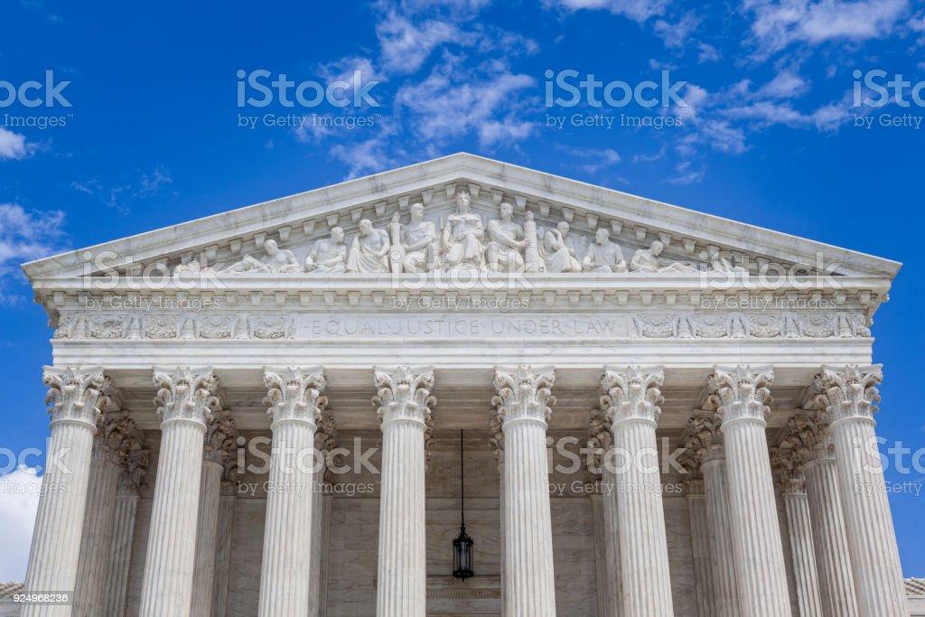 US Supreme Court Building – zdjęcie