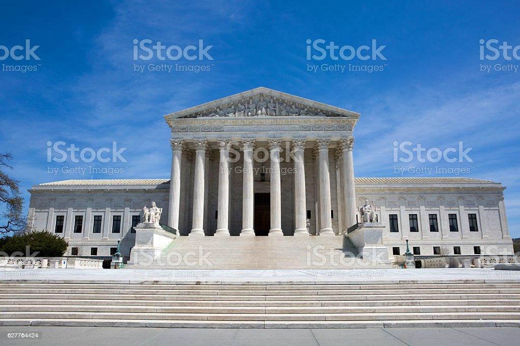Supreme Court Building USA – zdjęcie