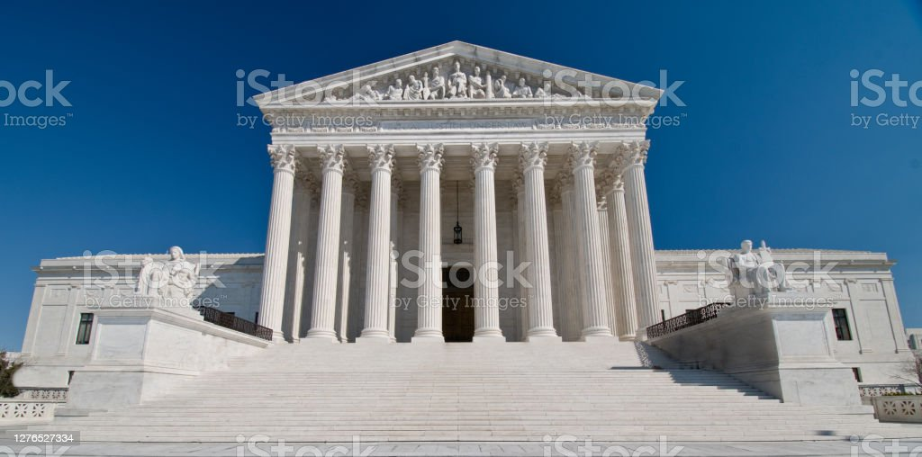 Supreme Court Justice Federal Government Supreme Court Justice Ruth Bader Ginsburg Washington Politics and 2020 Election 2016 United States Presidential Election Stock Photo