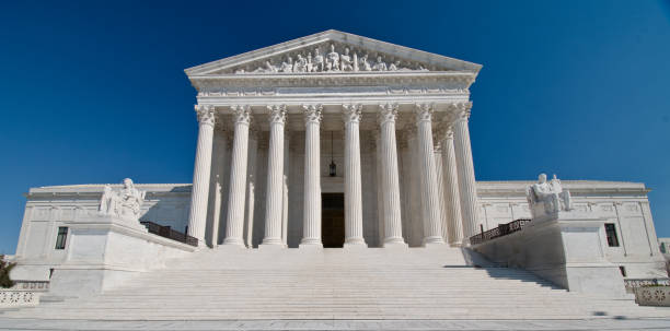 Supreme Court Justice Federal Government Supreme Court Justice Ruth Bader Ginsburg Washington Politics and 2020 Election ruth bader ginsberg stock pictures, royalty-free photos & images