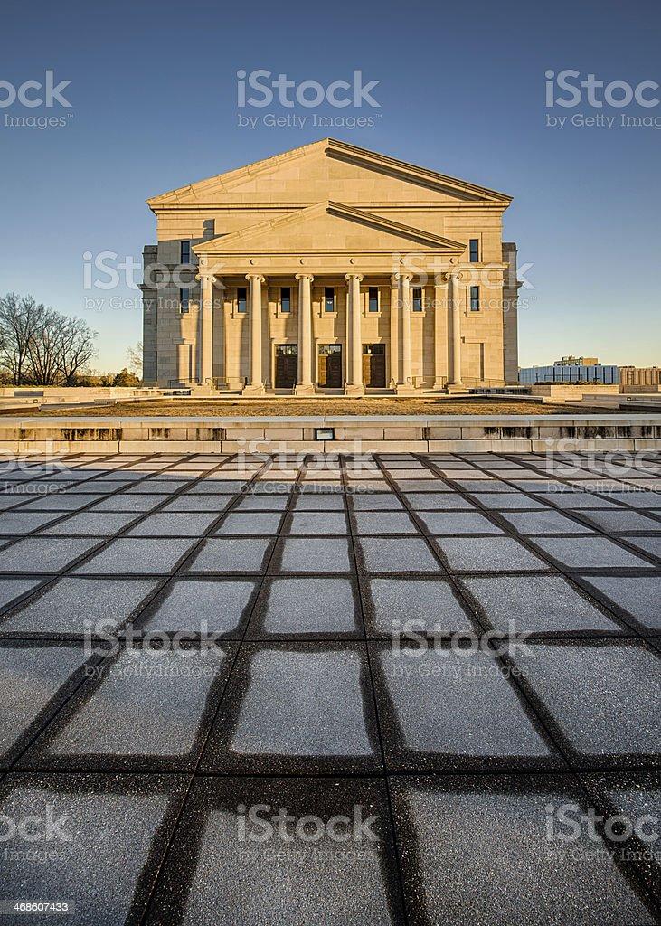 Supreme Court of Mississippi stock photo