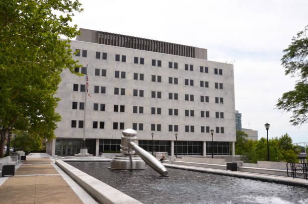 Supreme Court of Ohio stock photo