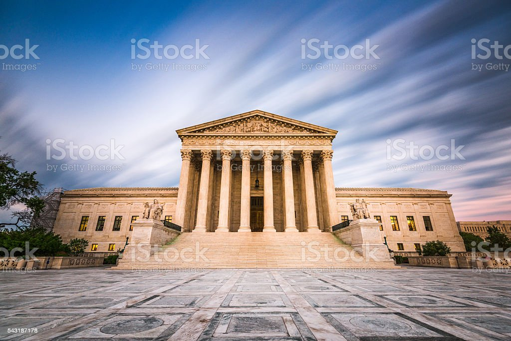 Sąd Najwyższy Stanów Zjednoczonych – zdjęcie