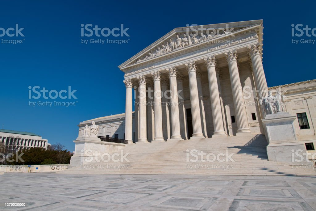 Supreme Court Federal Government Supreme Court Justice Ruth Bader Ginsburg Washington Politics and 2020 Election 2016 United States Presidential Election Stock Photo