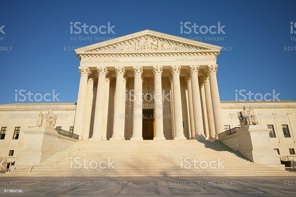 Sąd najwyższy – zdjęcie