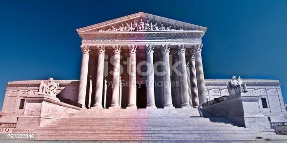 Supreme Court U.S. Politics American law and order