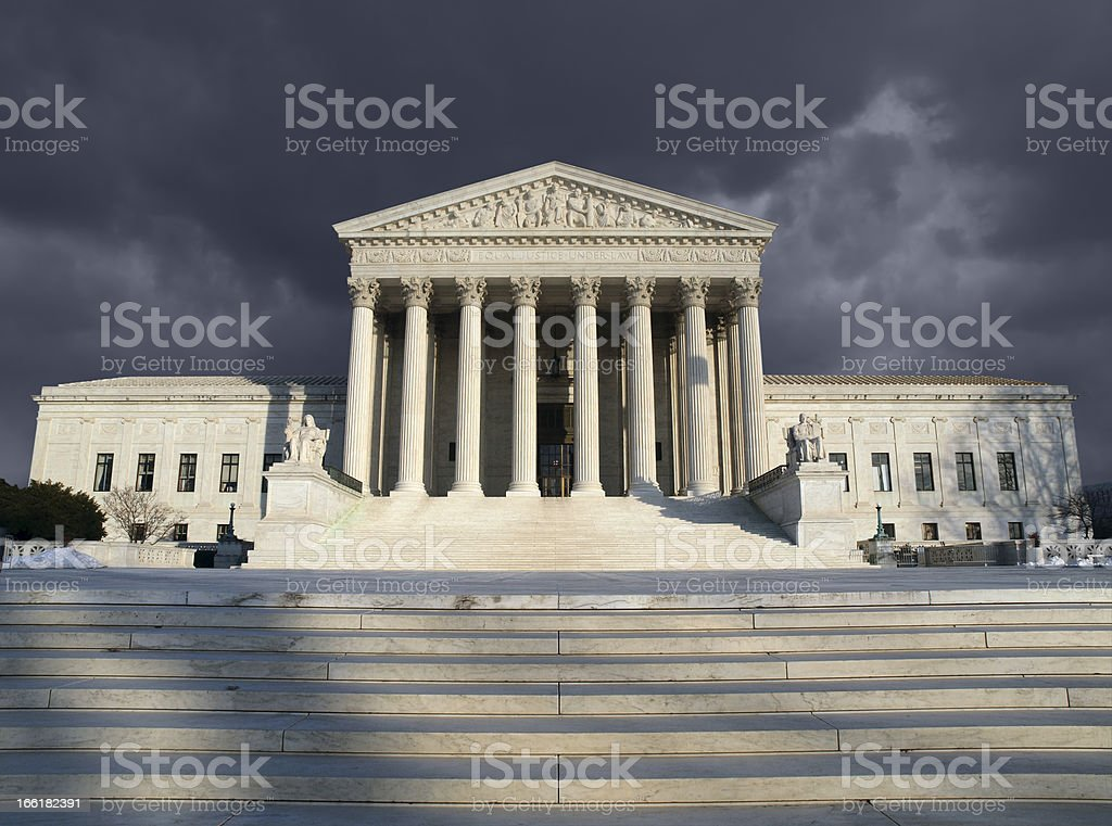 Sąd Najwyższy Storm – zdjęcie