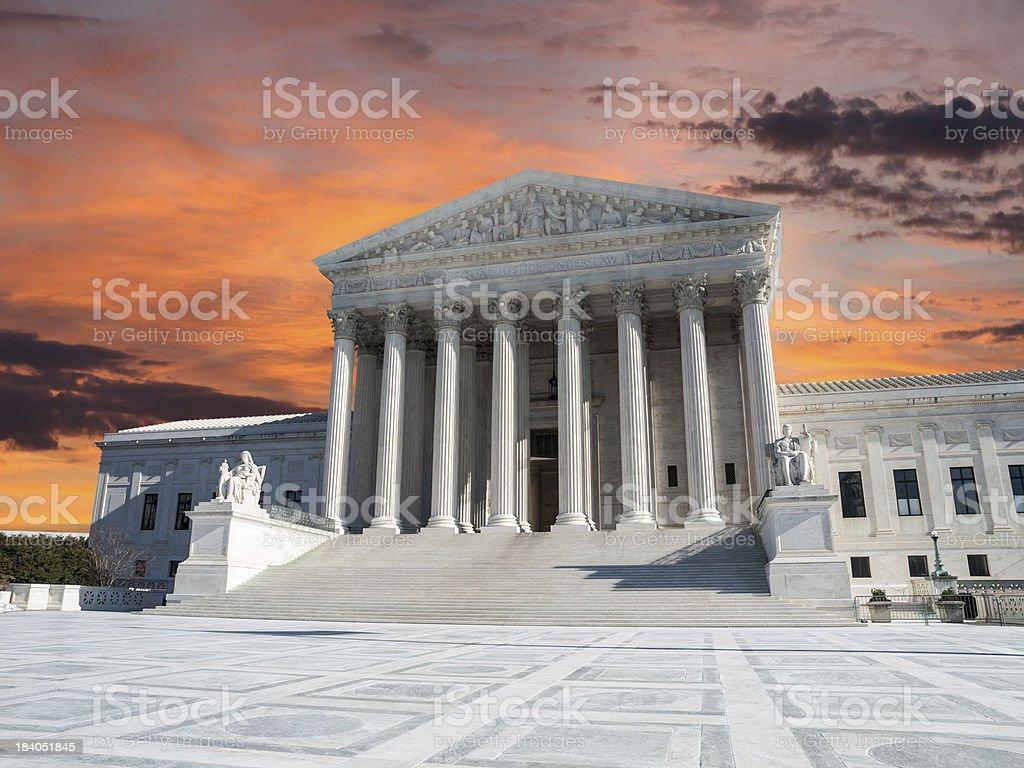 Najwyższy Dziedziniec słońca Washington DC – zdjęcie